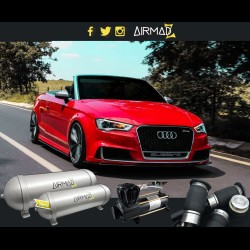 Audi A3 - Air Ride Kit